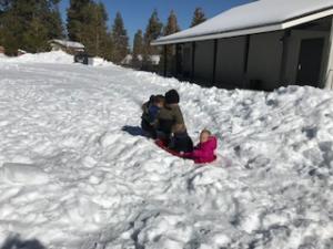 Snow Play Fun